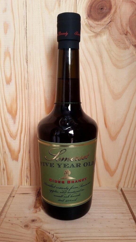 Somerset Ten Year Old Cider Brandy