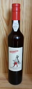 Barbeito Rainwater Madeira Reserva Medium Dry Label