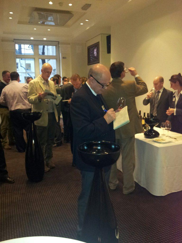 Louis Jadot En Primeur 2011 Wine Tasting (1)