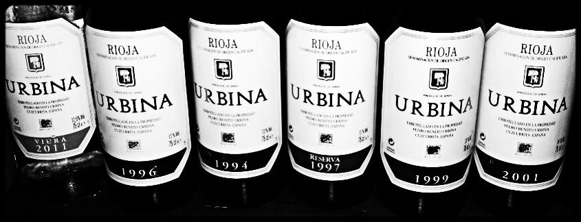 Urbina Rioja