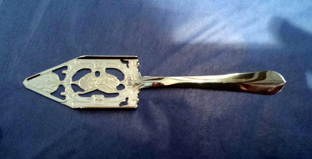 An Absinthe Spoon