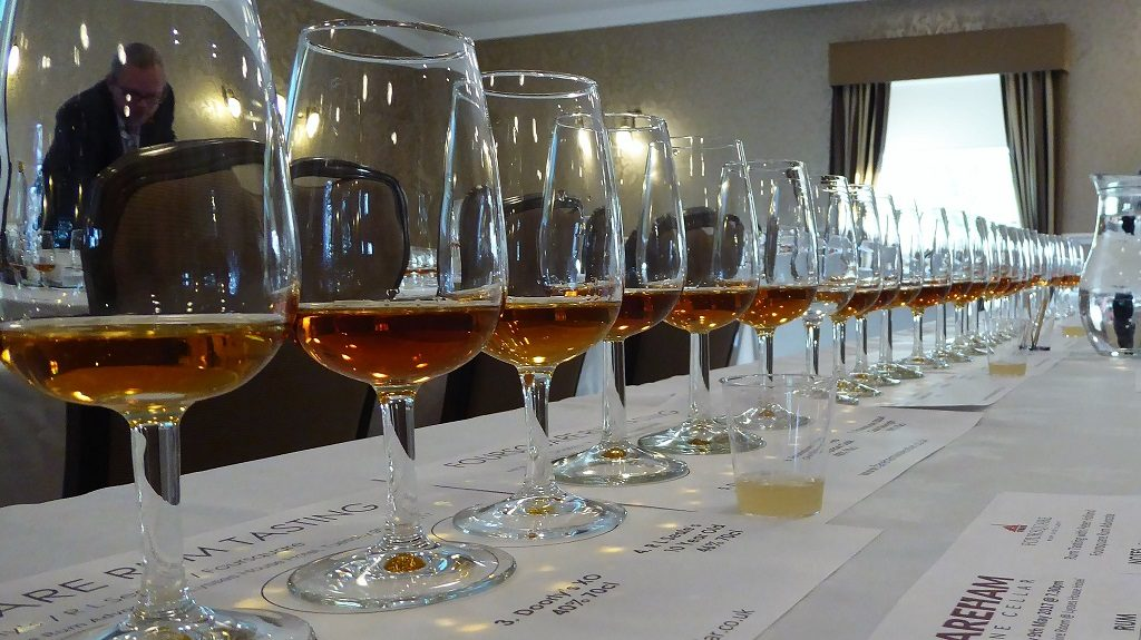 Classification of Rums