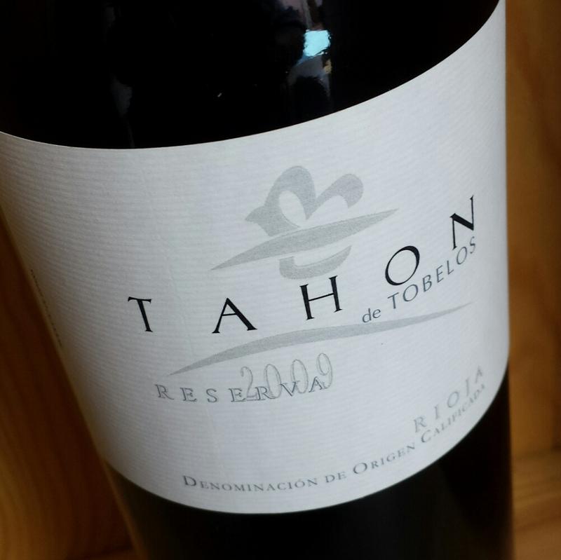 Tobelos Rioja