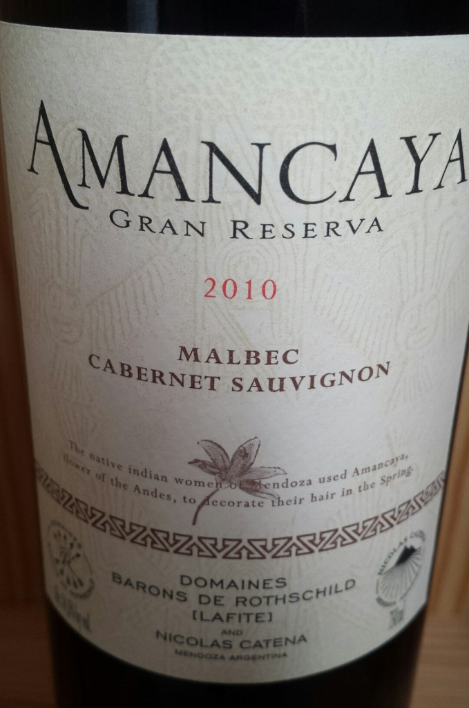 Amancaya Gran Reserva