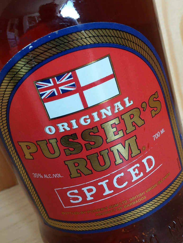 Pussers Rum Spiced