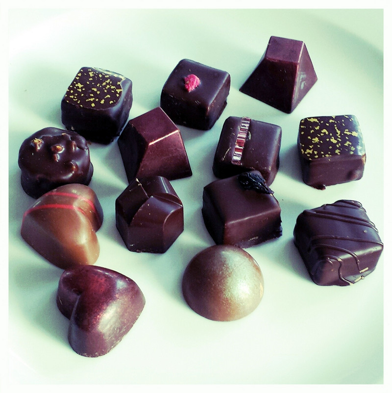 Winchester Cacao Co Chocolates