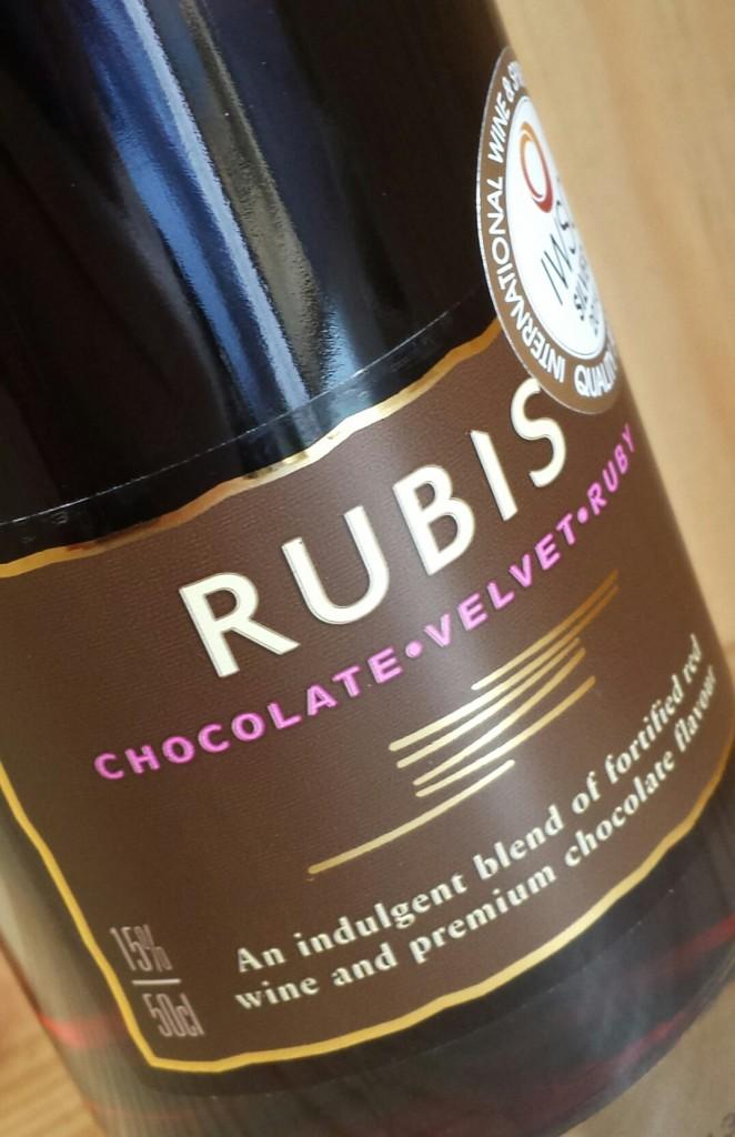 Rubis Chocolate Wine Liqueur