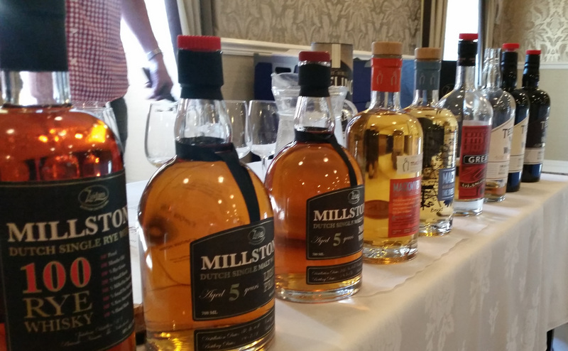 Craft Whisky Tasting