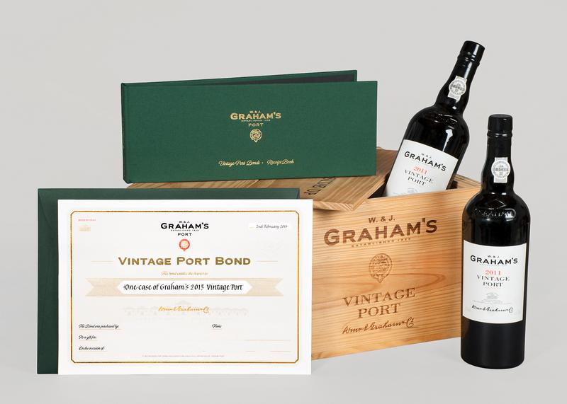 Grahams Vintage Port Bond