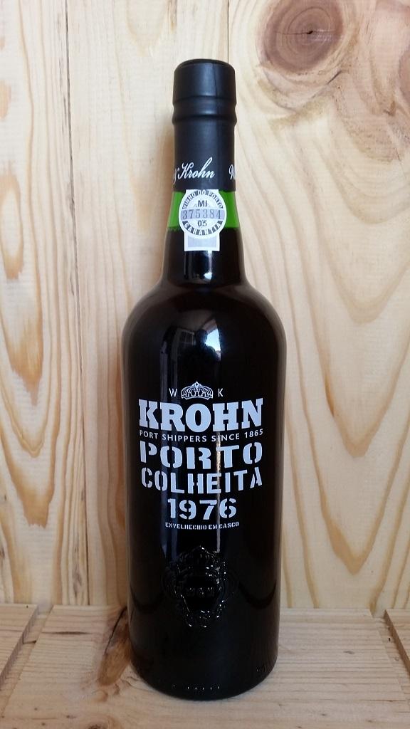 Krohn Colheita 1976 Port (1)