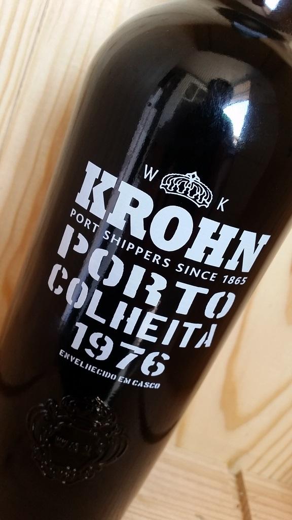 Krohn Colheita 1976 Port (2)