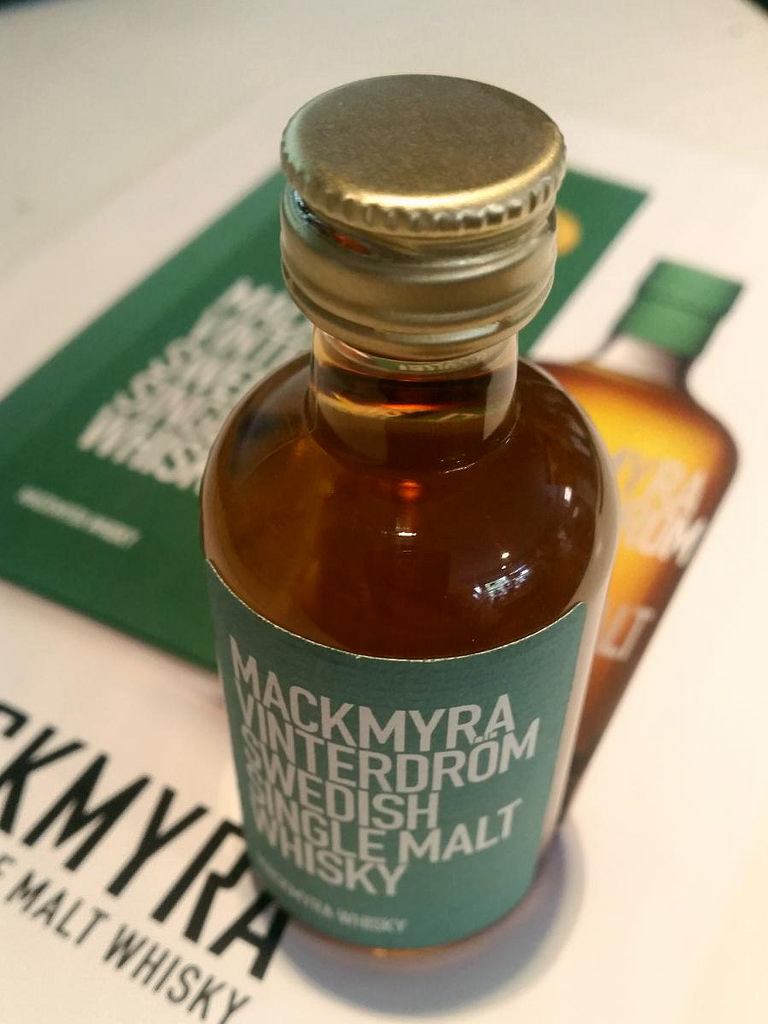 Mackmyra Vinterdrom Swedish Single Malt Whiskey