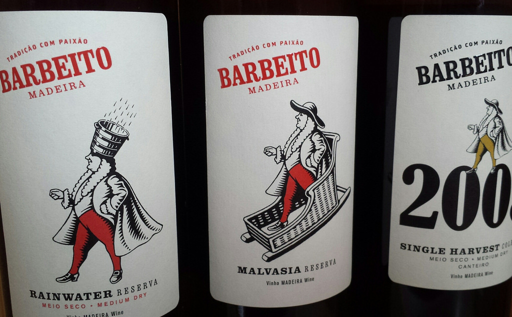 Barbeito Madeira