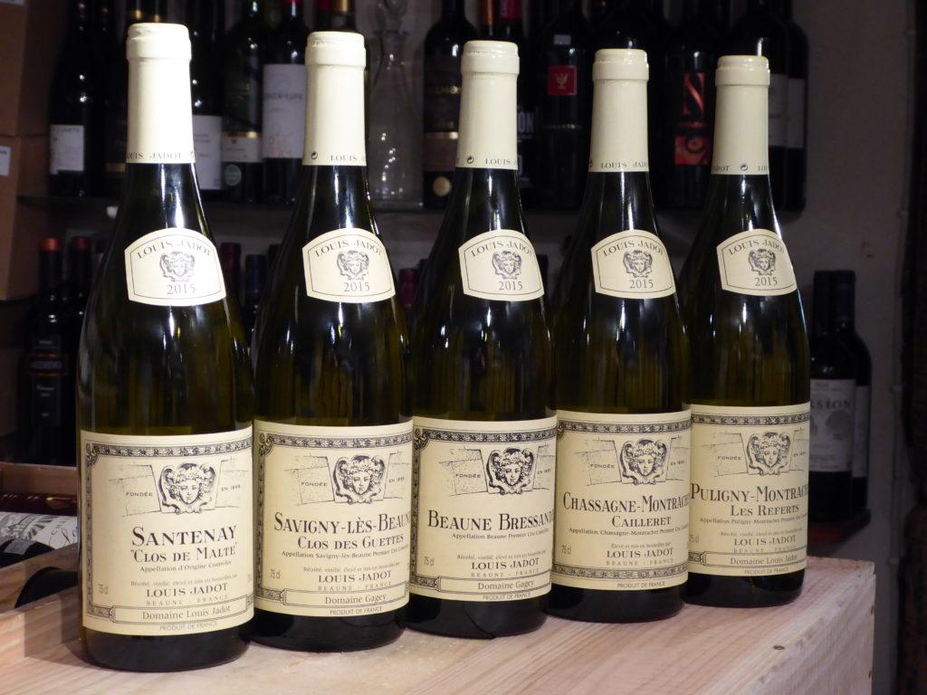 Louis Jadot 2015 En Primeur Wine Tasting