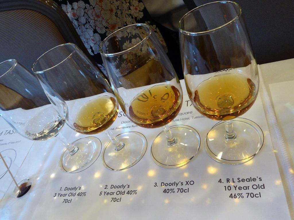 Foursquare Rum Tasting (5)