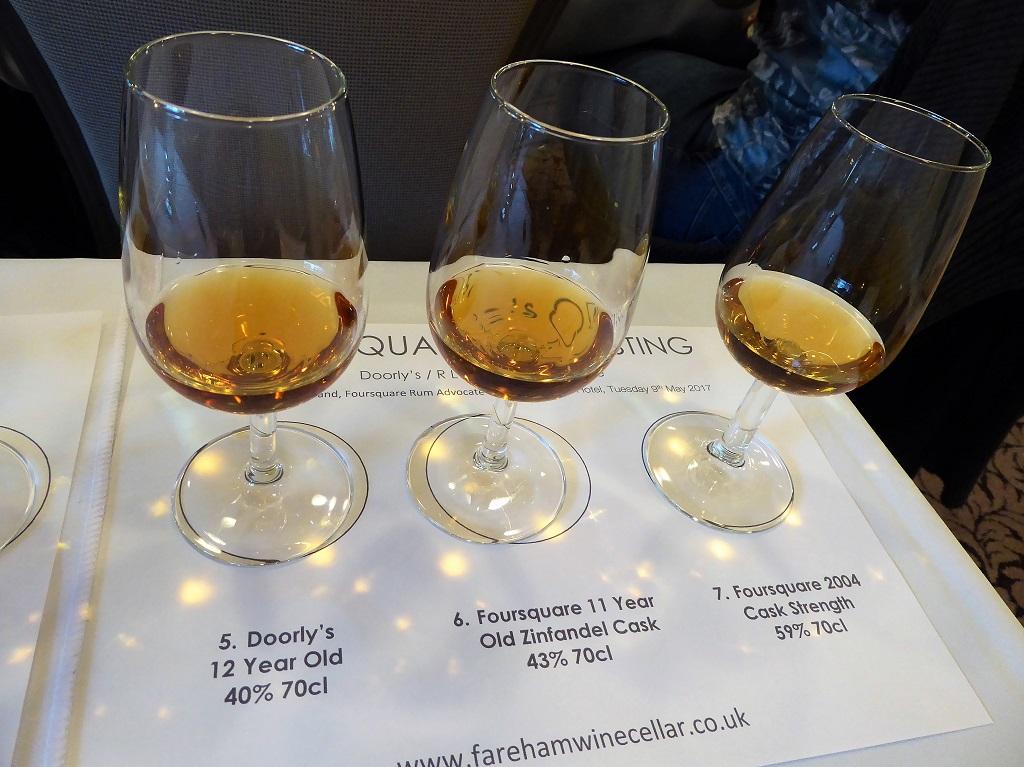 Foursquare Rum Tasting (6)