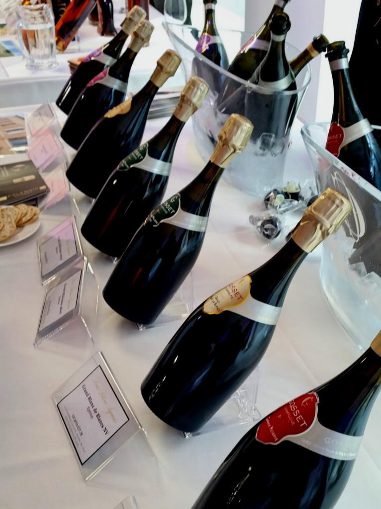 Louis Latour Portfolio Wine Tasting Champagne Gosset