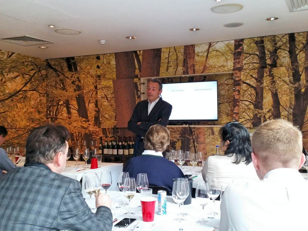 Louis Latour Masterclass with Bruno Pepin