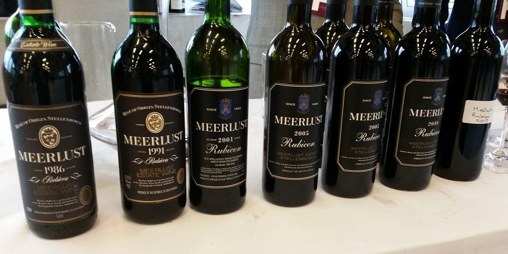 Meerlust Rubicon Masterclass Wine Tasting (4)