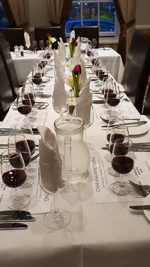 Chakana Winemaker's Dinner