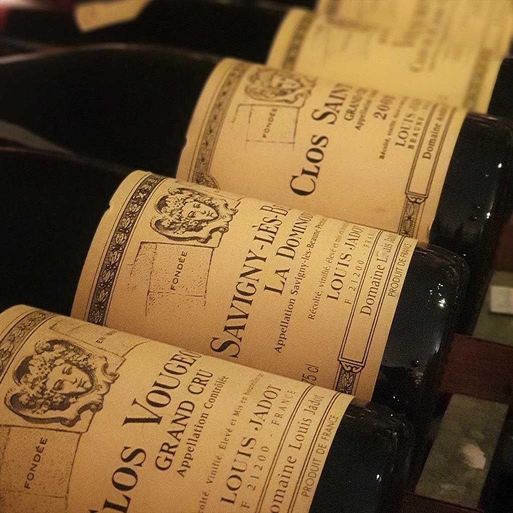 Louis Jadot Bottles