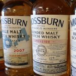 Mossburn Whisky Tasting Thursday 11th April 2019