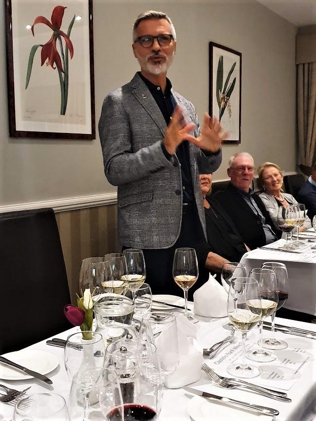 Castello Banfi Wine Dinner with Jgor Marini