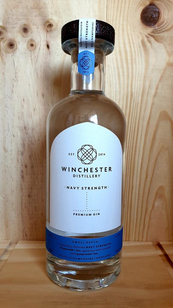 Winchester Distillery Navy Strength 'Gunpowder' Gin 57%