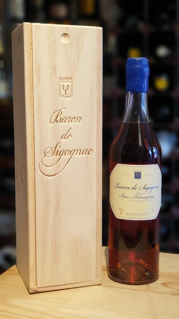 Baron de Sigognac 1994 Vintage Armagnac 70cl