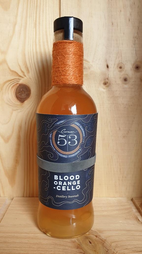Corner Fifty Three Blood Orangecello 22.5% 50cl