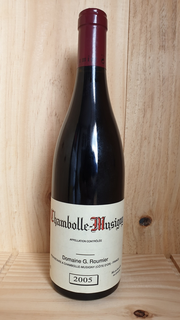 Domaine G. Roumier Chambolle Musigny AC