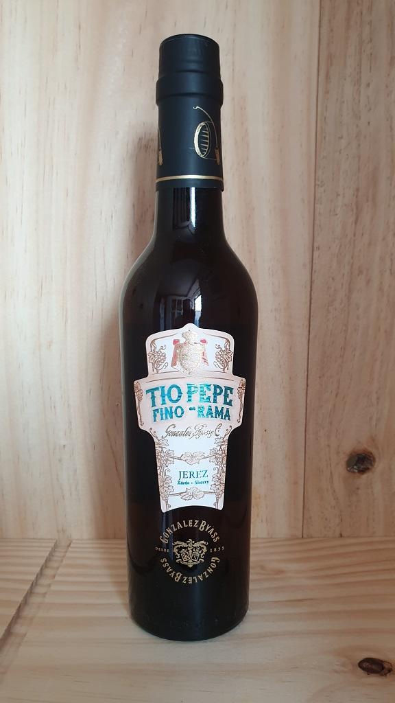 Tio Pepe Fino En Rama Gonzales Byass 37.5cl half bottle
