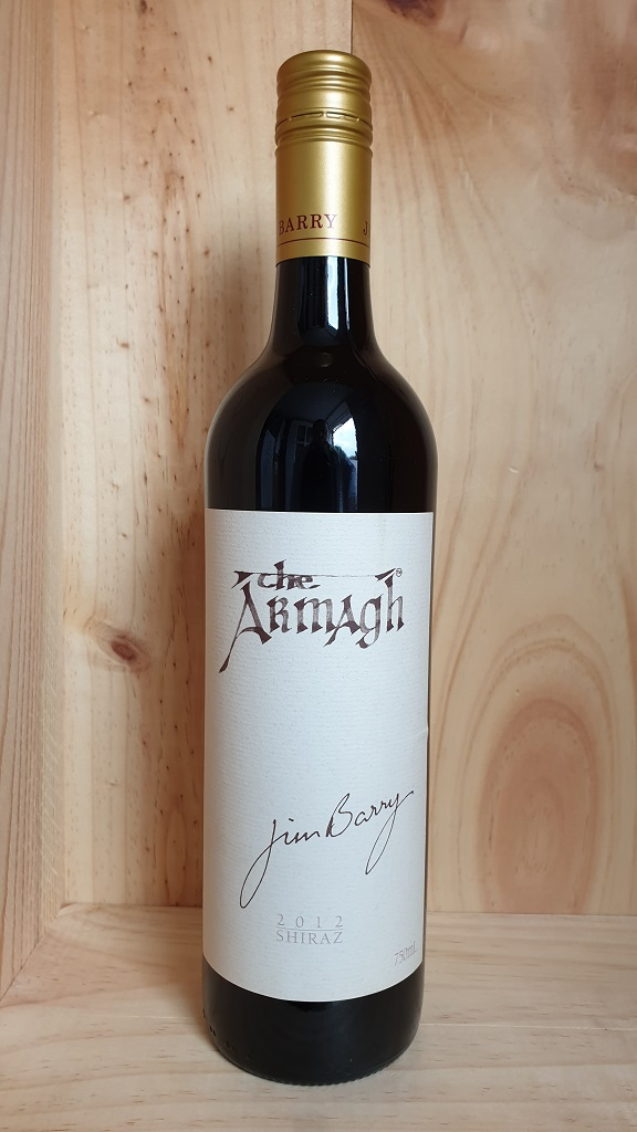 Jim Barry The Armagh Shiraz, Clare Valley