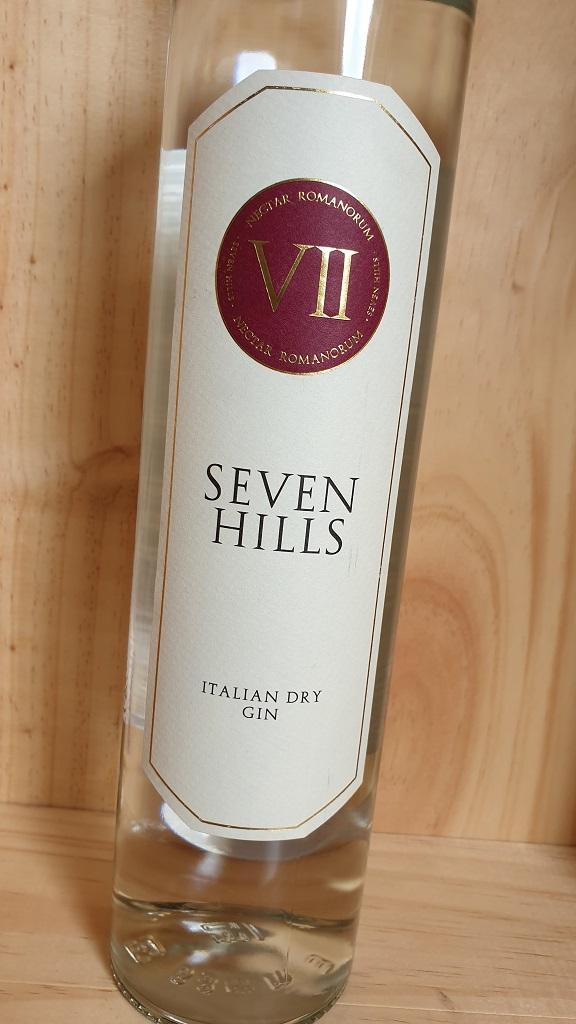 VII Seven Hills Italian Dry Gin 43%