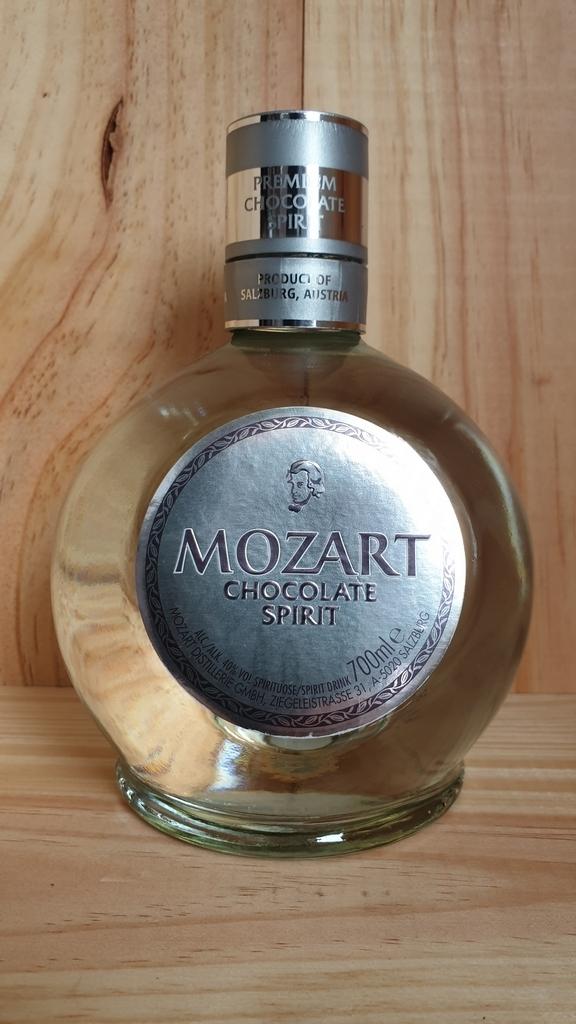 Mozart Dry Chocolate Spirit 70%