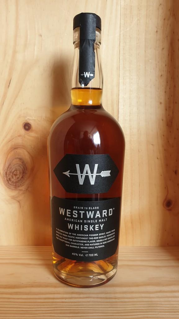 Westward Whiskey American Single Malt, Oregon 45%